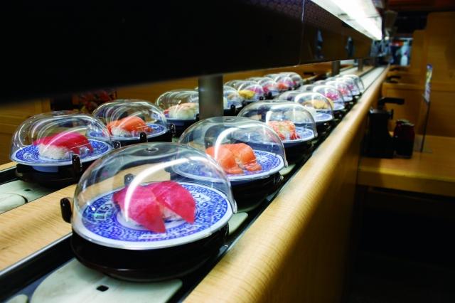 くら寿司東葛西店
