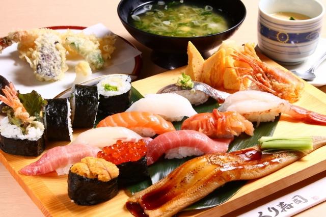 江戸前びっくり寿司 枚方店