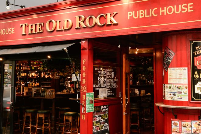 THE OLD ROCK 神田店_24