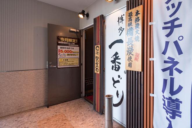 博多一番どり居食家あらい 中津駅前店_12