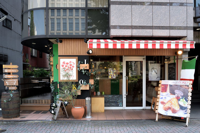 italian cafe LOKO_15