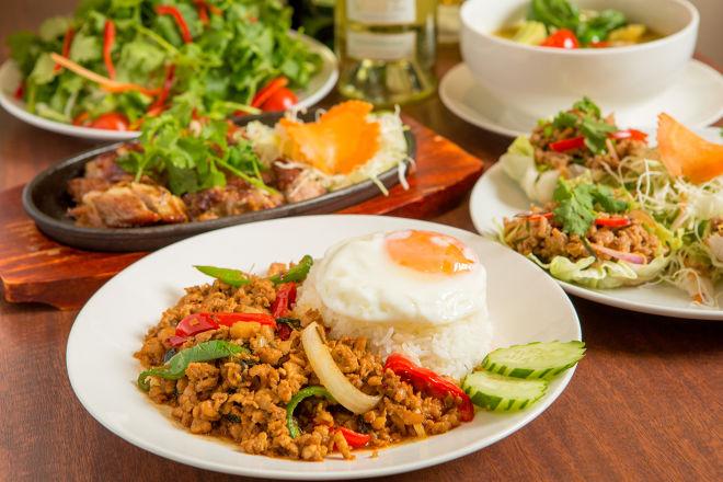 本格タイ料理バル プアン_7