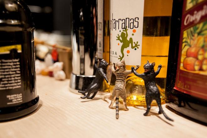 KIMAGURE FRENCH 黒猫_4