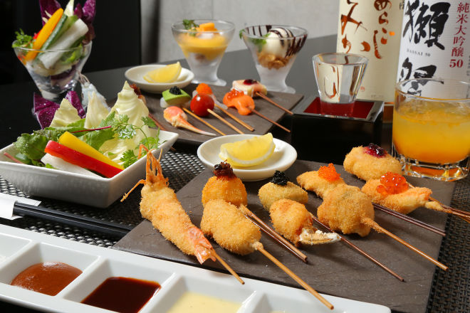 創作串料理 Dining Juicys 104