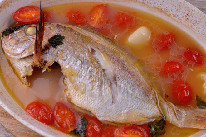 Oh-o! my FISH