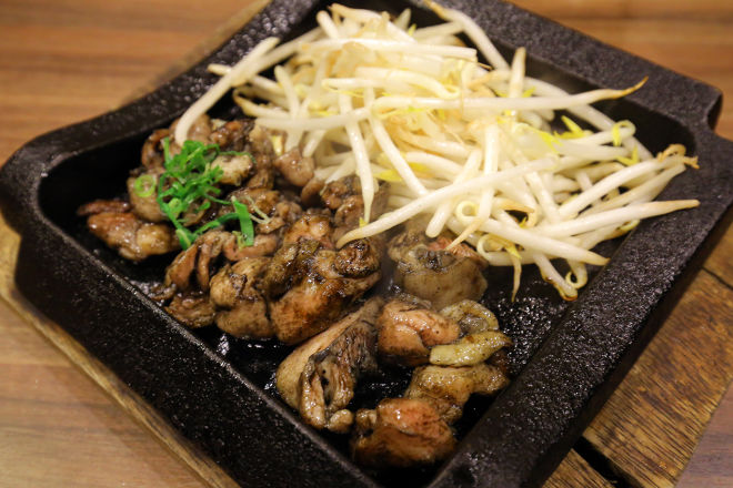 地鶏と旬野菜 炭火_10