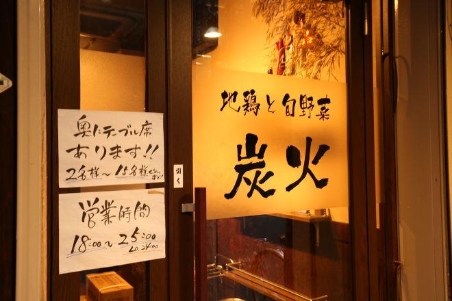 地鶏と旬野菜 炭火_18
