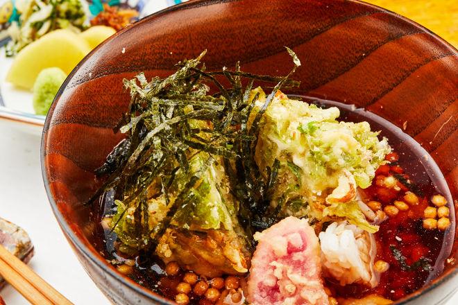 天ぷら の村_10