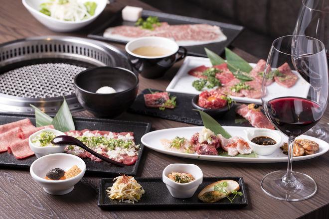肉牛寿司×しゃぶ焼肉 2+9
