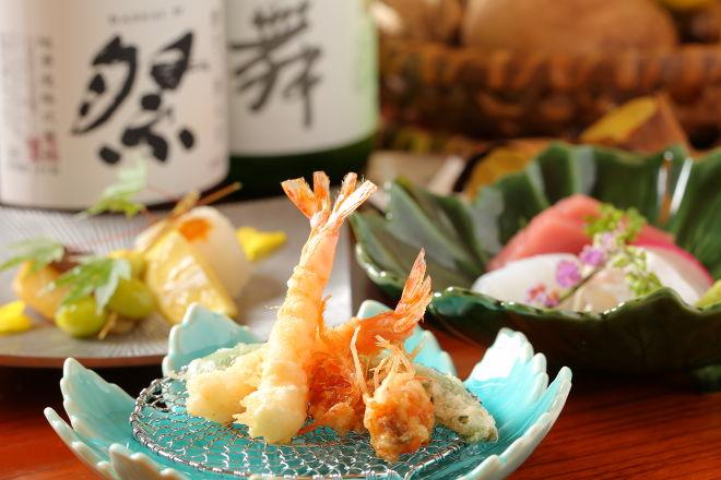 天ぷらお料理 川辰
