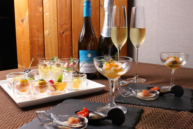 創作料理とワインのお店 上田 慎一郎
