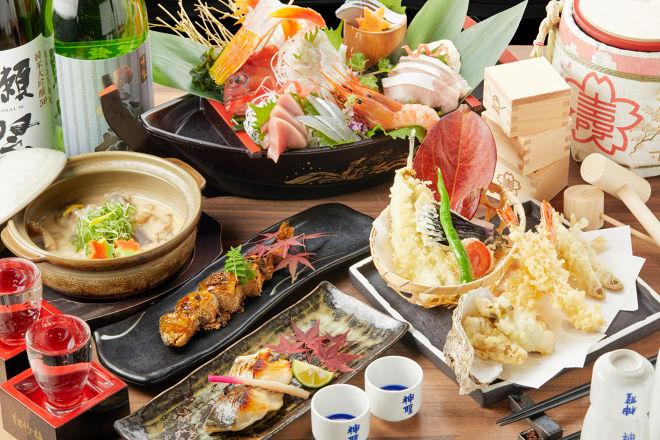 海鮮・野菜・地酒 祭