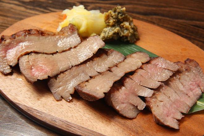 仙台牛たんバル 牛の舌