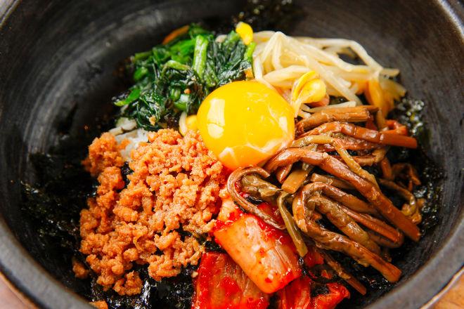 韓国風鉄板鍋韓のおしり ヨドバシ梅田店
