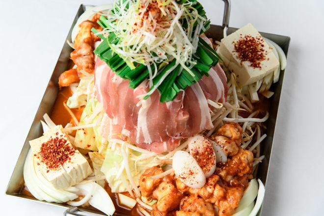 韓国風鉄板鍋韓のおしり 鳳店