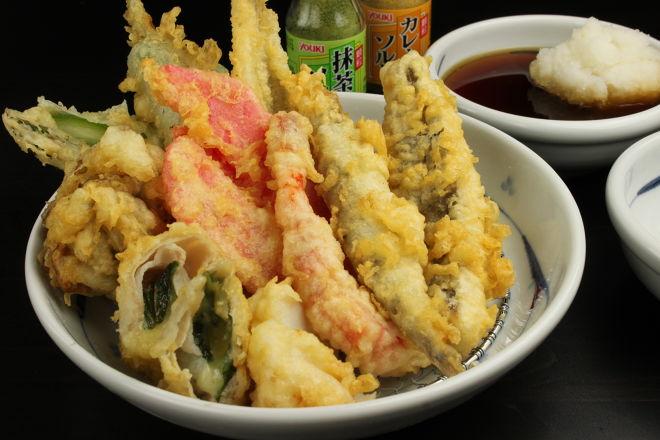 天ぷら まつりや