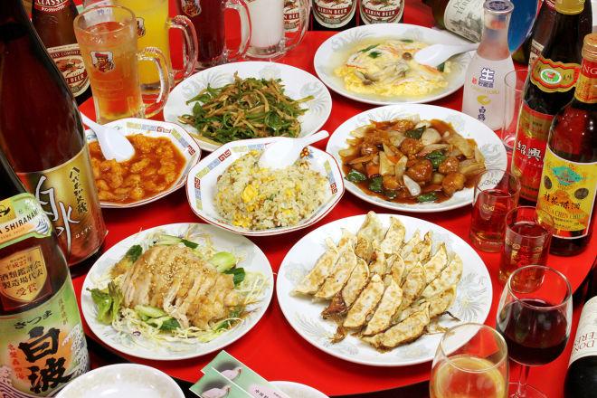 中国料理 朱鷺