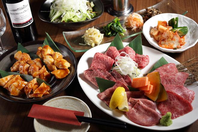 和風焼肉 やっぱ。 中野新橋本店