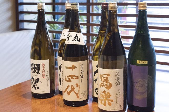 日本料理 汐菜 SHIOSAI_9