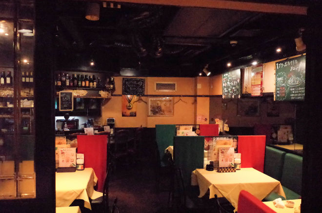 イタリア食堂 ブラーボ_1