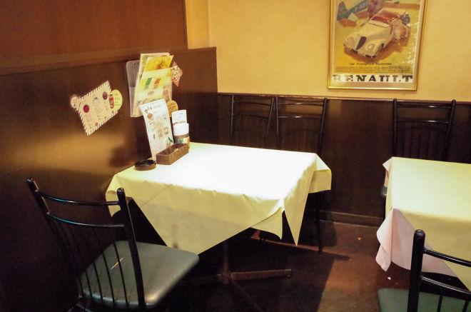 イタリア食堂 ブラーボ_5