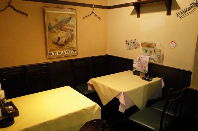 イタリア食堂 ブラーボ_6