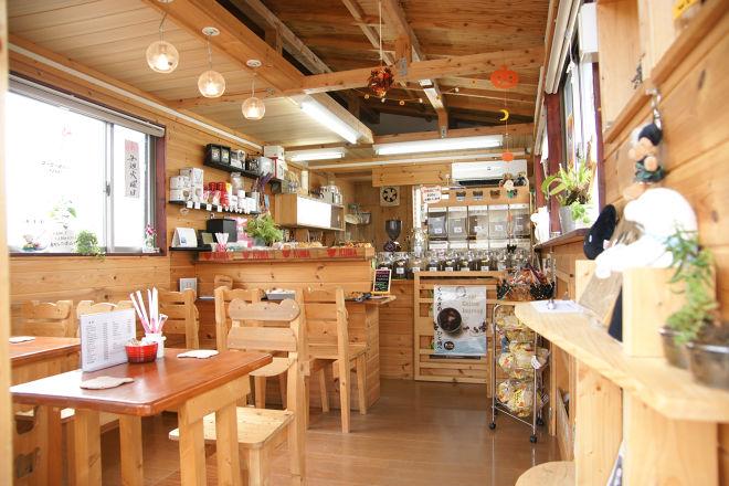 ドリームコーヒー南房総店 くまカフェ_1