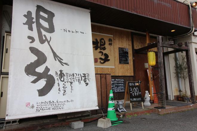 【閉店】鉄板 根っ子_19