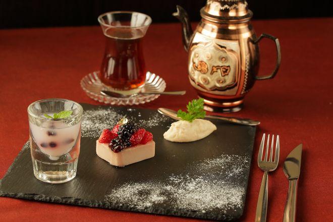 オスマントルコ宮廷料理 BURGAZ ADA_10