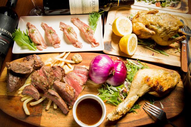 肉バル チビクロ 調布中央口店