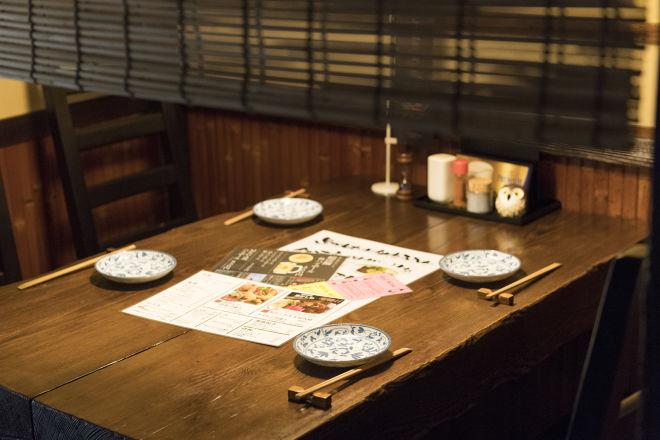 地鶏酒家 黒かしわ 下関店_23