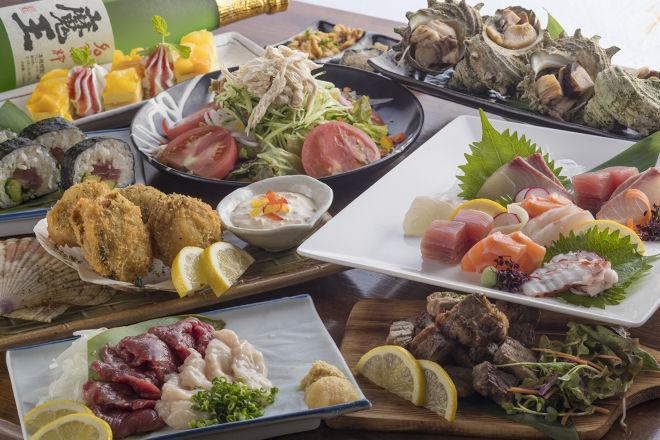 魚太郎鶏次郎 魚町店