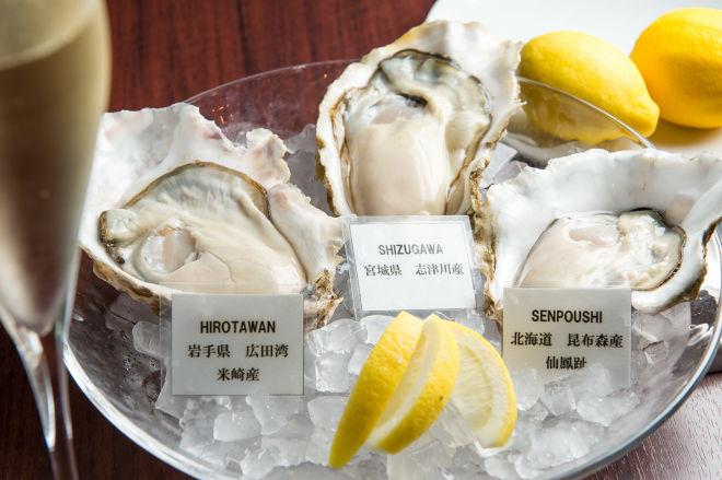 牡蠣屋 バル 神楽坂店
