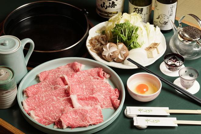 日本料理しゃぶしゃぶあづま