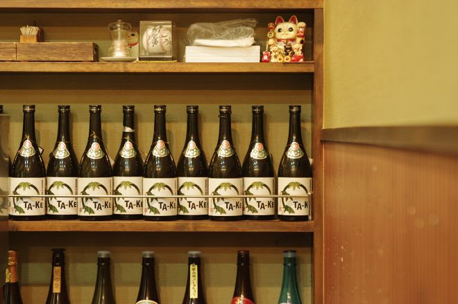 TA-KE,酒・肴・お茶漬け_3