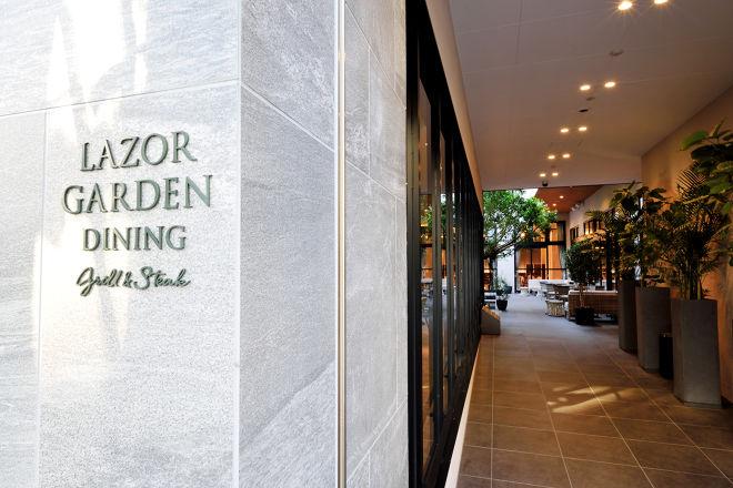 LAZOR GARDEN DINING GRILL&STEAK_22