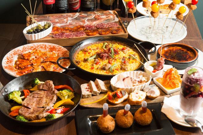 Spanish Dining Rico