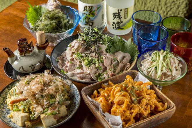 沖縄料理てだこ家