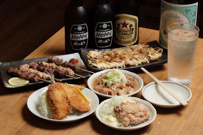 大衆酒場 日本鶏園 築地店