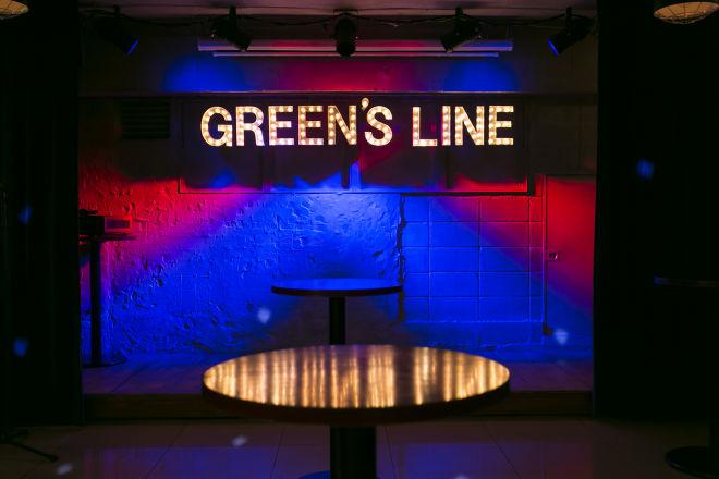 渋谷貸切パーティー GREEN'S LINE_7