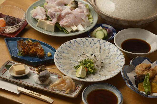 ふぐ・活魚・うなぎ・会席・ご法事料理 割烹 いちふく_20