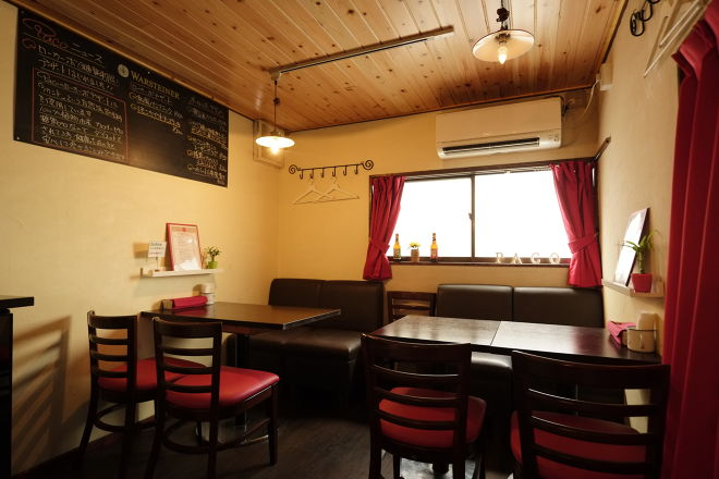 Cafe and Dining Paco_4