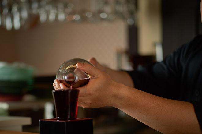 ワイン懐石 銀座 囃shiya_3
