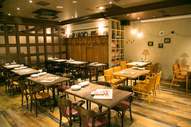 Trattoria&Pizzeria LOGIC 池袋東口_1