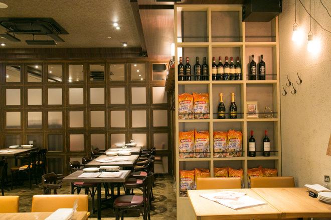 Trattoria&Pizzeria LOGIC 池袋東口_2