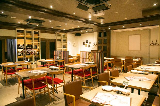 Trattoria&Pizzeria LOGIC 池袋東口_4