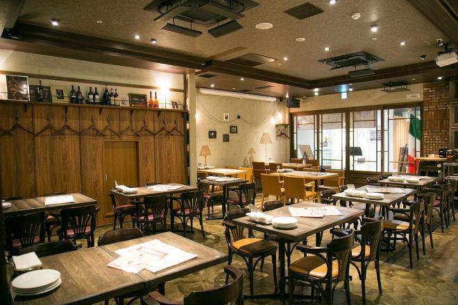 Trattoria&Pizzeria LOGIC 池袋東口_6