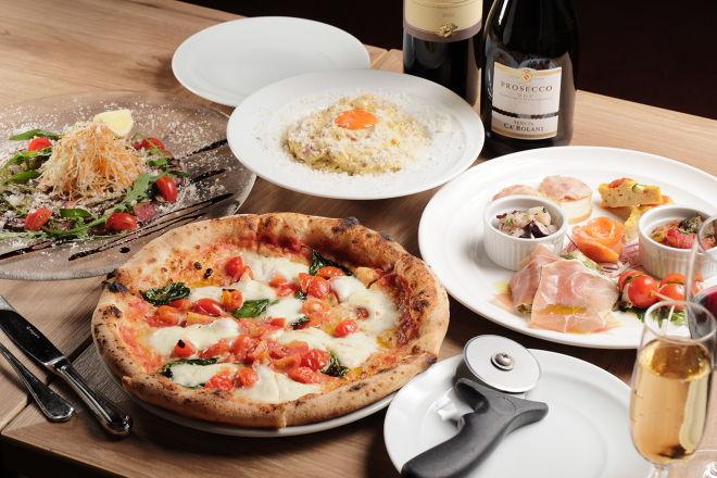 Trattoria&Pizzeria LOGIC 池袋東口_7