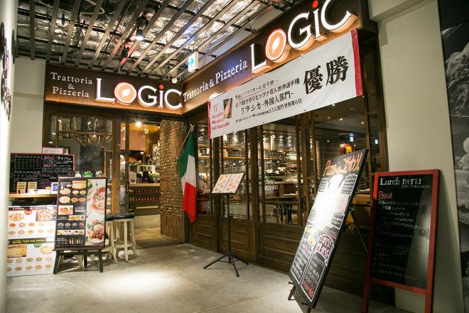 Trattoria&Pizzeria LOGIC 池袋東口_28