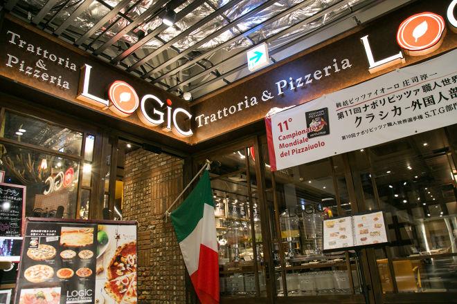 Trattoria&Pizzeria LOGIC 池袋東口_30